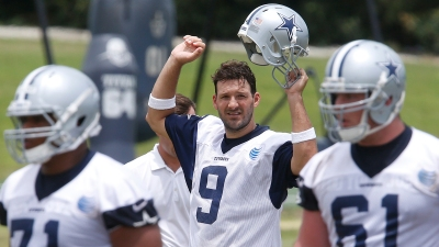 Romo, Witten Get a Day Off