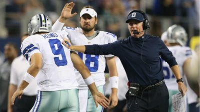 Garrett's Play-Calling Changing for Better
