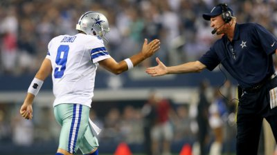 Tony Romo's Completion Rate is Too High