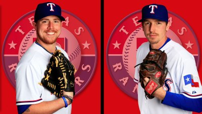 Scheppers, Ross Heading Back to Pen