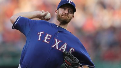 Dempster Gives Rangers What They Hoped For