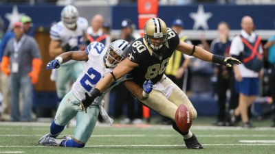 Cowboys Fall To Saints
