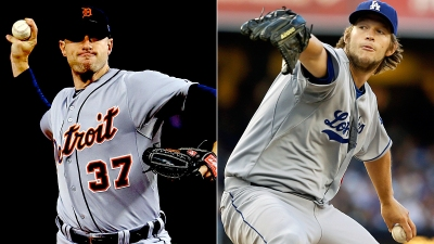Scherzer, Kershaw Cruise to Cy Young Awards