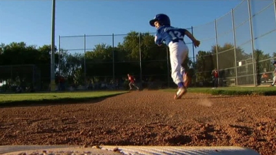 Rangers Pitch in to Save Little League Season