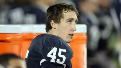 "Sean Lee On Dan Connor: ""I Modeled Myself After Him In College"""