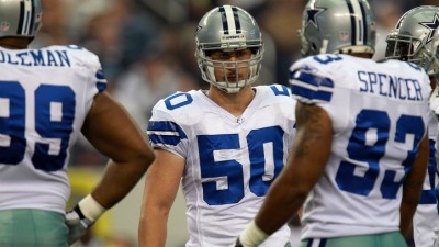 Sean Lee Feeling Fine After Big Hit