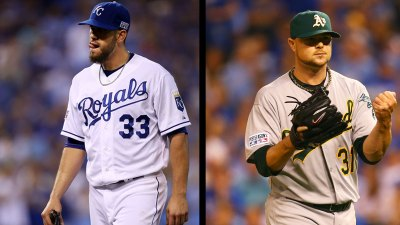 Rangers Got Glimpse of Two Targets in Wild Card