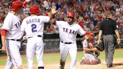 Second Straight Walk-Off Features Everything Imaginable