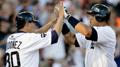 Tigers Ordonez Done for Season