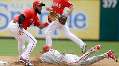 Defensive Woes Plaguing Rangers