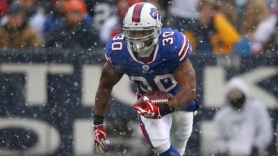 Tashard Choice Re-Signs With Buffalo