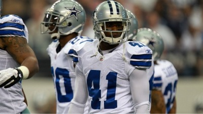 Terence Newman Not Bitter About Breakup With Cowboys