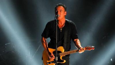 Coach Garrett Inspired by Bruce Springsteen