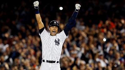 Jeter's Bronx Swan Song Was Pretty Cool
