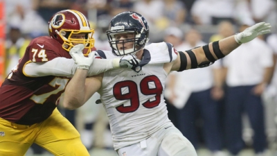 Romo: Watt Could be Best Player Cowboys Face
