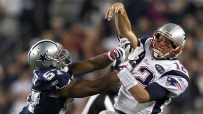 Brady On Cowboys D: