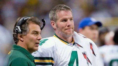 "Favre ""Always Dreamed"" of Being a Cowboy"