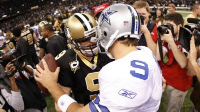 Payton Believes Romo's Having His Best Season