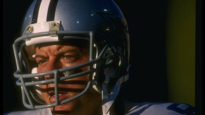 Aikman Feeling No Lingering Effects From Concussions
