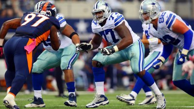 Tyron Smith Says Ware Helped Him a Lot