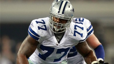 LT Tyron Smith Named Second-Team All-Pro