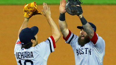 Uehara, Napoli Lift Red Sox to World Series