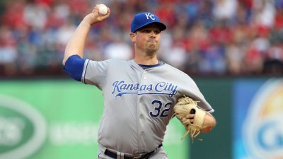 Royals Win Second Straight Over Rangers