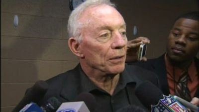 Jerry Jones Believes D-Line Has Improved