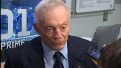 "Jerry Jones Was ""Sad To Hear"" About Hurd"
