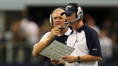 "Garrett on Wade Phillips: ""Our Thoughts and Prayers Are With Him"""