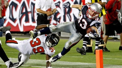 Welker Admits To Having Amazing Stats
