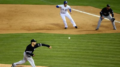White Sox Beat Rangers 3-1