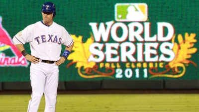Phillies Get Michael Young From Rangers