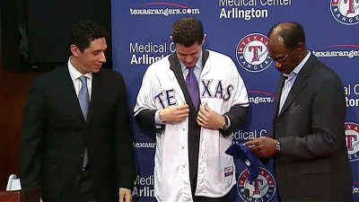 Rangers to Honor Young