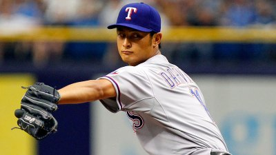Yu Darvish is Still Yu Darvish