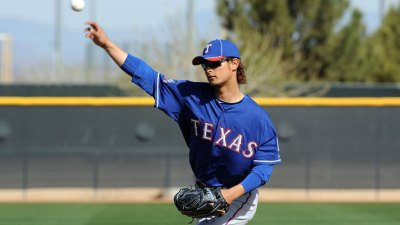 Rangers Reveal Rotation for Spring Games