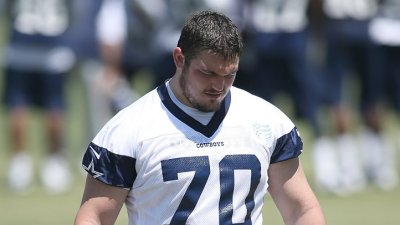 Henry Melton Impressed by Zack Martin