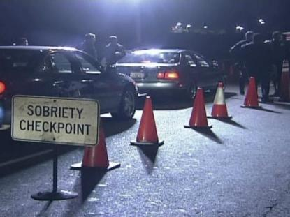 Texas Could Get Sobriety Checkpoints