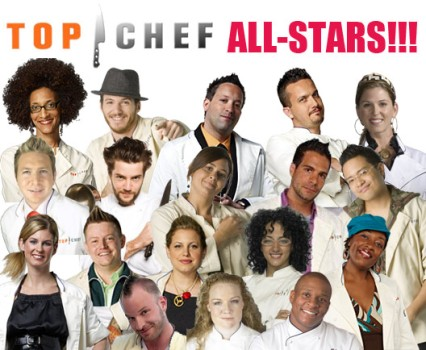 Wednesday Watch List: Top Chef Brings Out The Big Guns