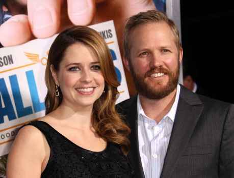 """Office"" Star Jenna Fischer Goes Dark"