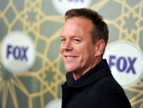 "It Took Being Touched By ""Touch"" To Bring Kiefer Sutherland Back to TV"