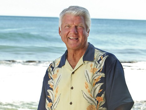 "Jimmy Johnson Voted Off ""Survivor"""