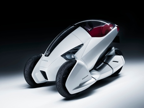 Three Wheeled Future
