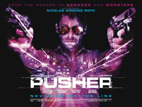 """Pusher"" Trailer Looks Eerily Like a British Remake of a Refn Crime Film"