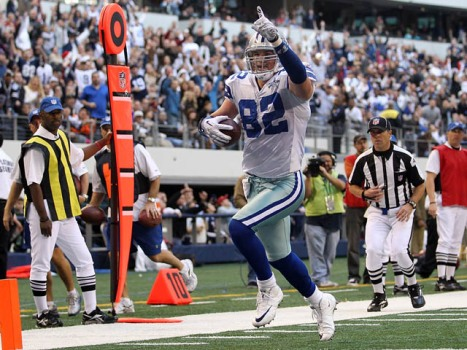 Witten Named to AP All-Pro Team