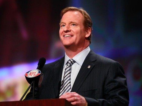 "Goodell: Lockout's ""Clearly Had An Impact on Our Fans"""