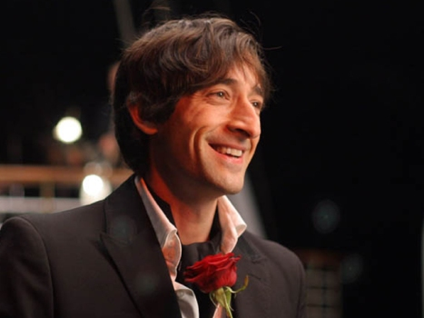 "Adrien Brody Spending ""Midnight in Paris"" With Woody Allen"
