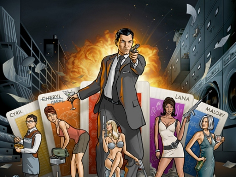 "Watch List - 1/21: ""Archer"" Takes ""Superbad"" Aim at ""Jersey Shore"""