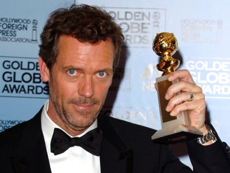 "GAH!  Hugh Laurie's ""House"" Contract Runs Out Next Year"