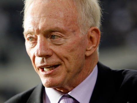 Jerry Jones, Robert Kraft Meeting With NFLPA Reps in Manhattan